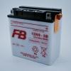 แบตเตอรี่มอเตอร์ไซค์ แบบน้ำ ยี่ห้อ FB รุ่น 12N9-3B (12V 9AH) ใช้กับรถรุ่น BOSS/KH500-A