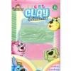 ดินเบา 100 กรัม 4 สี (Light Clay 100 g.)