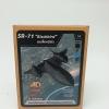 4D Model โมเดลเครื่องบินรบ รุ่น SR-71 Black Bird