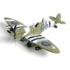 4D โมเดลเครื่องบินรบ Spitfire แบบ A