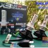 X3 หลอดไฟหน้า LED ขั้ว H7 - LED Headlight Philips chip ZES 2nd.G