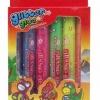 กาวกากเพชร Kid Art 10.5 ML. 6สี คละสี (Kid Art Glitter Glue)