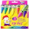 สีเทียน Kid Art ขนาดซุปเปอร์จัมโบ้ (Kid Art Super Jumbo Crayons)