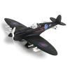 4D Model Aircraft Figther โมเดลเครื่องบินรบ Spitfire แบบ E