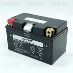 แบตเตอรี่แห้งพร้อมใช้ คุณภาพสูง ยี่ห้อ FB รุ่น FTZ10S-MF (12V 9AH) สำหรับรถรุ่น MT 07/MT 09/GSX-R1000/ZX10/DUKE/NINJA H2/CBR500/CB650/CBR1000