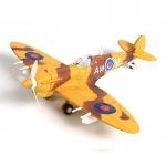 4D โมเดลเครื่องบินรบ Spitfire แบบ B
