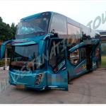 """มินิบัส V.I.P. 2 ชั้น 30 ที่นั่ง """"Minibus V.I.P 2 step 30 seat"""""""