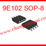 9E102 SOP-8 ไอซีเร็กกลูเรเตอร์ บอร์ดตู้เย็นฮิตาชิ