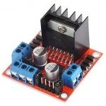 Motor Drive Module (L298N) For Arduino