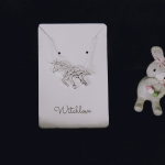 สร้อยยูนิคอร์น Origami Unicorn Necklace