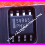 54B65 NCP1654 SOP8 SMD