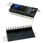 I2C/IIC/TWI Serial Interface Board Module for Arduino R3 LCD 1602 2004 Display