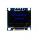 Blue OLED Display 0.96 inch 128X64 Module