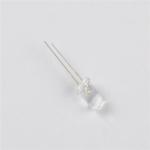 หลอดไฟ LED 5mm สีขาว 5 ชิ้น