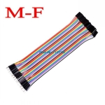 Jumper (F2M) cable wire 40pcs 2.54mm 20cm Female to Male
