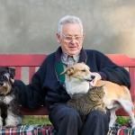 สัตว์เลี้ยงต่อสุขภาพของผู้สูงอายุ