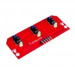 3 Channel CTRT5000 Track Sensor Infrared Line Module