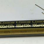 C 100uf/450v LED LCD