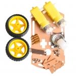 Mini 2WD Smart Car Robot Chassis Kits (ขนาดเล็ก)