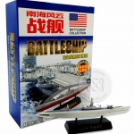 4D Model Battle Ship โมเดลเรือรบประจัญบาน รุ่น US Navy Prepared