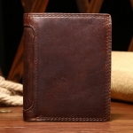 M Ven Leather Brown