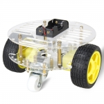 2WD Smart Robot Car 2 Layer Chassis Kits