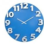 นาฬิกาแขวนผนัง 3D Wall Clock ขนาด 36.5*36.5*4.5cm