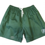 SALE กางเกงผ้าคัตตอล รุ่นเชือก L สีเขียว