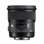 Sigma 24mm f1.4 | A For Canon
