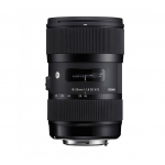 SIGMA 18-35mm f/1.8 DC HSM | A For Canon