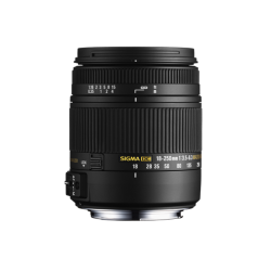 18-250mm F3.5-6.3 DC (OS)* MACRO HSM For Nikon