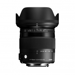 SIGMA 17-70mm F2.8-4 DC Macro OS HSM | C For Canon