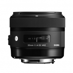 SIGMA 30mm F1.4 DC HSM | A For Canon