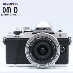 Olympus OM-D E-M10 Mark II Lens 14-42 mm