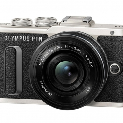 Olympus EPL8 + Lens 14-42 Kit (Black)