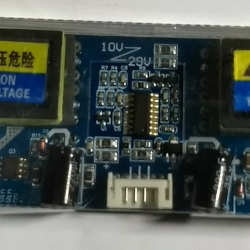 board inverter LCD Backlight 4 ขั้ว