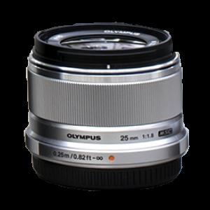 Olympus M.ZUIKO DIGITAL 25mm F1.8