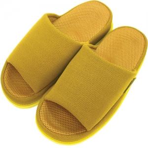 Refre OKUMURA Slippers สีเหลืองเข้ม-ผู้ชาย (L) รองเท้าแตะเพื่อสุขภาพ