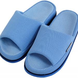 Refre OKUMURA Slippers สีฟ้า-ผู้หญิง(M) รองเท้าแตะเพื่อสุขภาพ