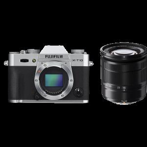 Fujifilm XT10 + Lens 16-50 mm OIS II (Silver)