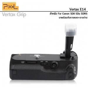 แบตเตอร์รี่กริป Pixel Vertax E11 for Canon 5D Mark III