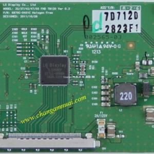Board Tcon LG 6870C-0401C