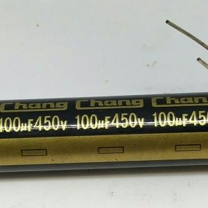 C 100uf/450v LED LCD