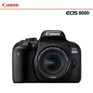 Canon Eos 800D + 18-55 IS STM (Free 16 GB)