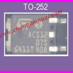 ACS1207S ACS120-7S AC SWITCH 700v 2A