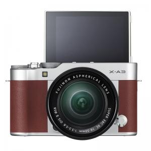 Fujifilm X-A3 + Lens 16-50 mm OIS II (Brown)