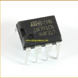 UA741 IC741 แพ็คละ5ตัว