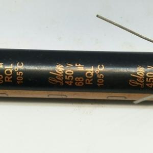 C68uf/450v LCE LED