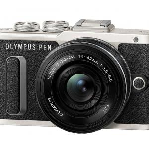 Olympus EPL8 + Lens 14-42 Kit (Black)