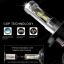 S1 หลอดไฟหน้า LED H4 - LED Headlight H4 CSP chip thumbnail 4